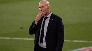 """Zidane: """"Ci sono momenti in cui lasciare..."""". Per il Real c'è anche Allegri"""