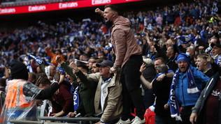Leicester campione: la festa con i tifosi come prima del Covid