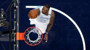 LeBron e Davis trascinano i Lakers. Vincono Phoenix, Brooklyn e Milwaukee