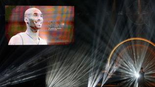 """Kobe Bryant nella Hall of Fame, la moglie: """"Ce l'hai fatta"""""""