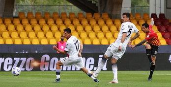 Il record negativo del Crotone: è la peggior difesa di sempre della Serie A