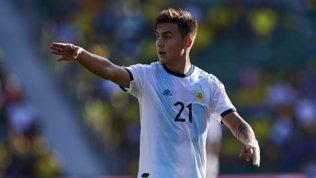 Argentina, delusione per Dybala: Scaloni non lo convoca in Nazionale