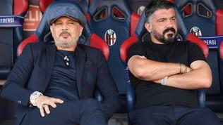 Panchina Juve: Mihajlovic e Gattuso, gli outsider si fanno avanti