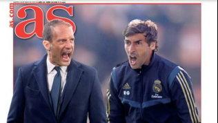 Real Madrid, per la stampa spagnola Allegri è il favorito