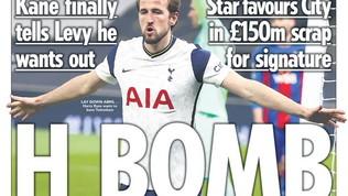 Kanelascia il Tottenham. Dal Manchester City al Psg. Tutti lo vogliono