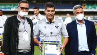 Verona, a Miguel Veloso il premio Sante Begali 2020/21