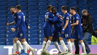 Rudiger e Jorginho affondano il Leicester, il Chelsea ipoteca la Champions