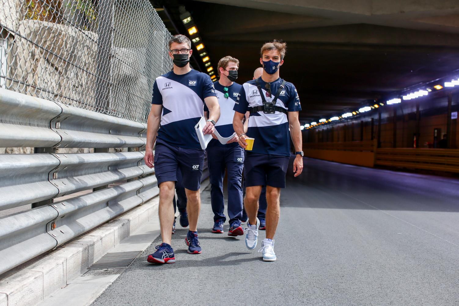 Dopo la cancellazione del GP 2020 i piloti sono pronti a sfidarsi nuovamente tra le strade del Principato<br /><br />