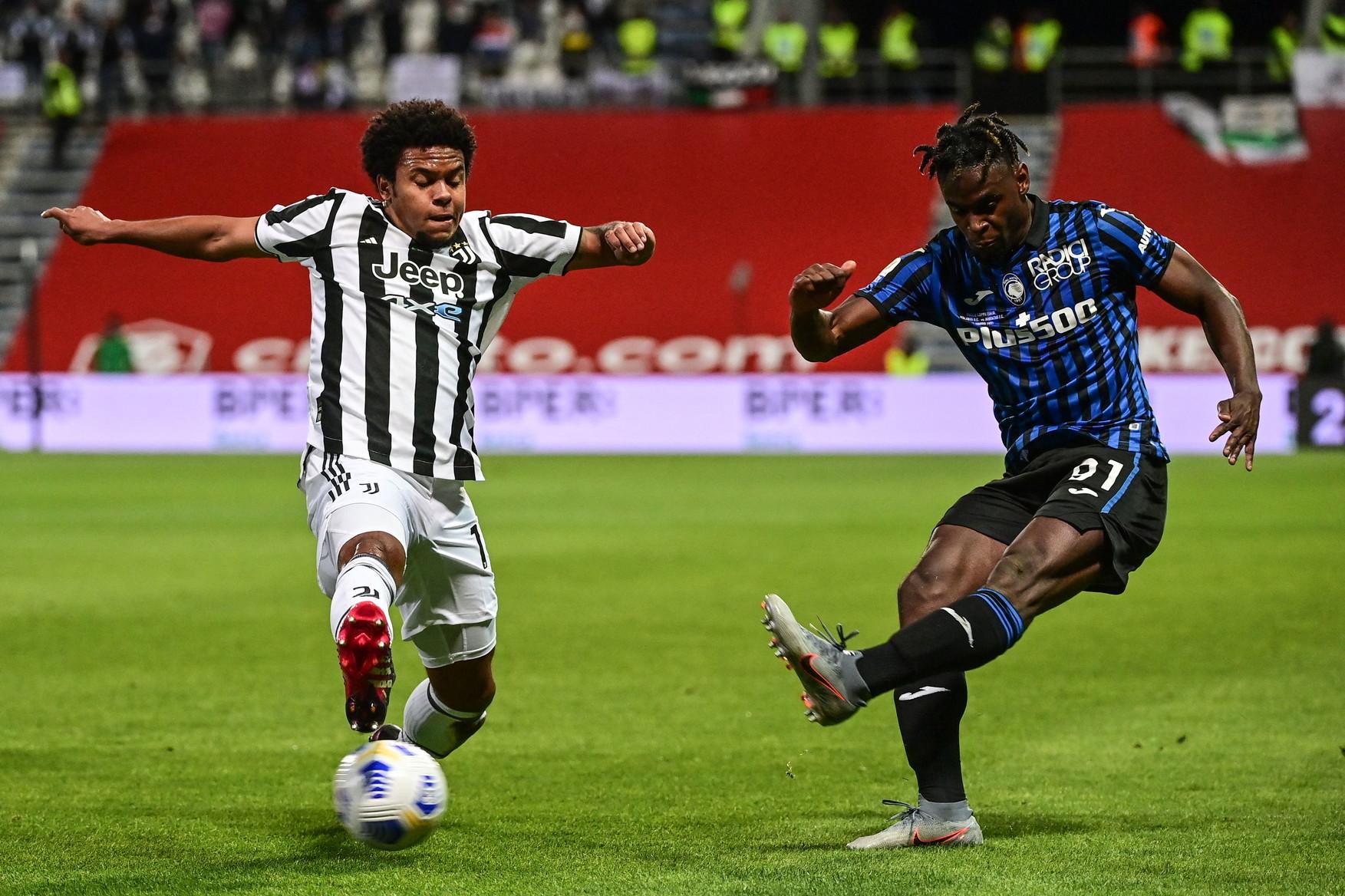 Coppa Italia, Atalanta-Juventus 1-2: quattordicesimo titolo per i  bianconeri | News - Sportmediaset