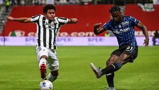 Atalanta-Juve, le immagini della finale di Coppa Italia