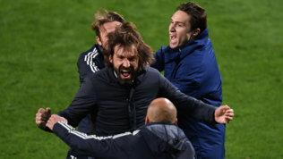 """Pirlo allo scoperto: """"Mi riconfermerei, voglio continuare alla Juventus"""""""