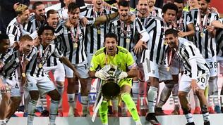 """La Coppa e poi Mou?Buffon: """"Finale perfetto. Se c'è una proposta folle..."""""""
