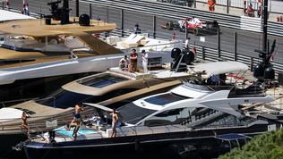 F1, le immagini da Monte Carlo