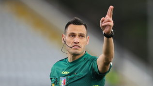 Serie A, arbitri: Atalanta-Milan a Mariani, Valeri alla Juve, Chiffi al Napoli