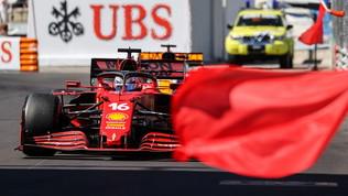 """Leclerc: """"Piano con l'entusiasmo"""".Sainz: """"Ferrari vera minaccia"""""""