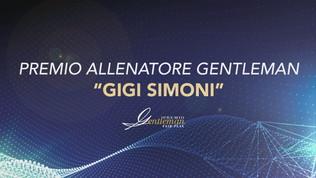 Premio Gentleman 'Gigi Simoni': vince Ranieri