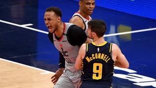 Washington travolge Indiana e stacca l'ultimo biglietto per i playoff ad Est