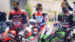 La Superbike riparte da Aragoncon Rea nel mirino della Ducati