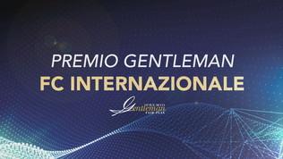 Barella vince il Premio Gentleman Inter