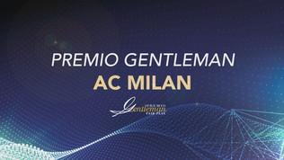 Kjaer vince il Premio Gentleman Milan