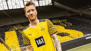 Borussia Dortmund, una maglia che guarda al... passato