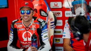 Martin non è ancora pronto:Pirro al Mugello sulla Ducati Pramac