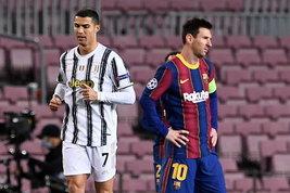 Da Gigi a Gigio, da CR7 a Messi: il weekend degli addii illustri