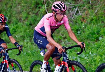 Fortunato vince sullo Zoncolan: per il bolognese è la prima vittoria al Giro.