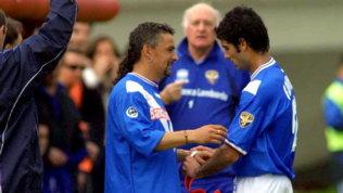 """Guardiola: """"Quando allenerò in Italia vorrò Baggio come assistente"""""""