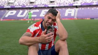 """Suarez in lacrime: """"Sminuito dal Barça, il mio anno più difficile"""""""