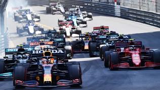 Monaco, è capolavoro Verstappen