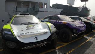 Extreme E, la carovana si trasferisce in Senegal per il secondo X Prix
