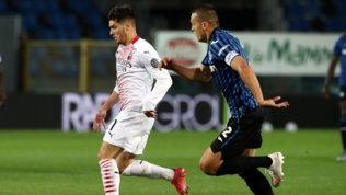 Atalanta-Milan: la fotogallery del match