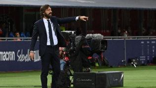 """Pirlo: """"Io mi vedo alla Juve al 100%, ma non decido io"""""""