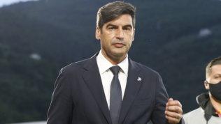 """Fonseca: """"Restare in Serie A? No comment sulla Fiorentina"""""""