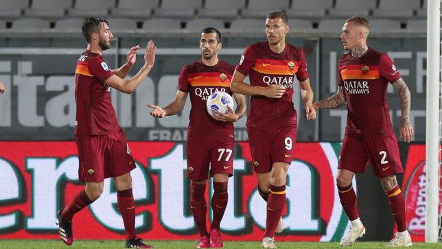 Roma in Conference League per differenza gol, beffato il Sassuolo