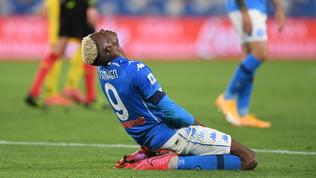 Napoli, lacrime e delusione: la Champions sfuma all'ultima giornata