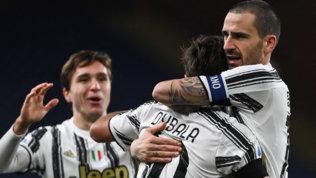 """Bonucci: """"Erano pronti per il funerale della Juve, ma abbiamo vinto due trofei"""""""
