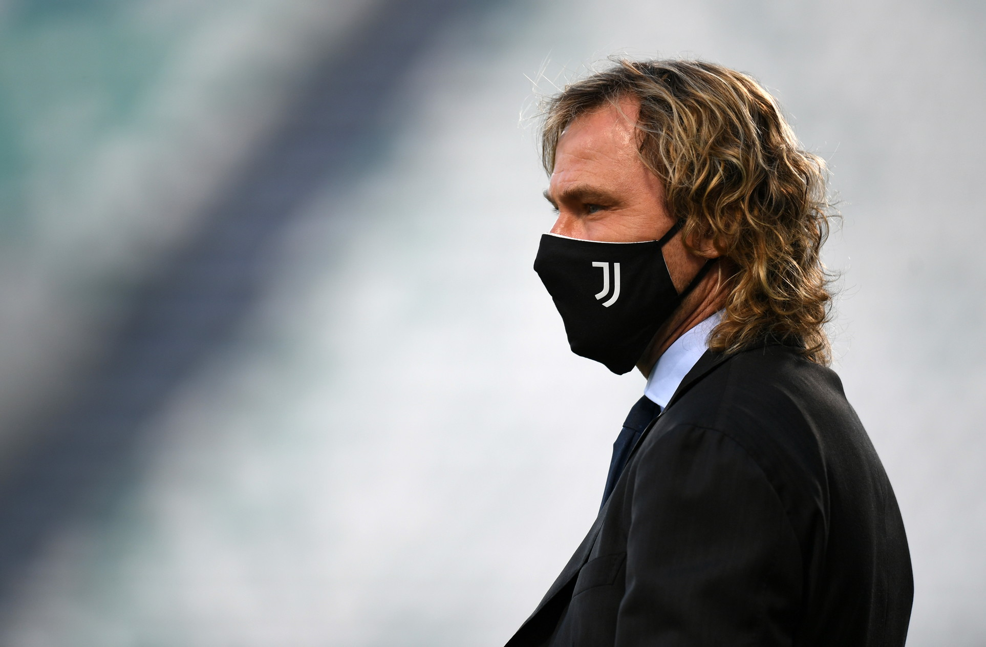 Pavel Nedved (vicepresidente Juventus)