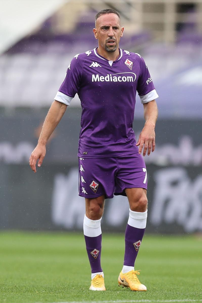 Franck Ribery (attaccante Fiorentina)