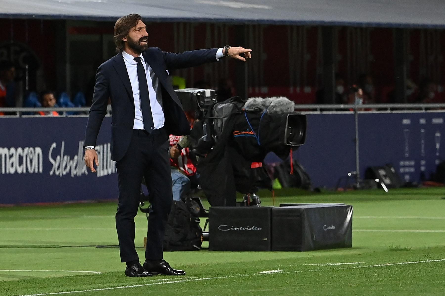 Andrea Pirlo (allenatore Juventus)