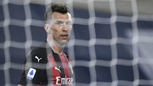 """Mandzukic fa le valigie: """"Felice di aver riportato il club in Champions"""""""