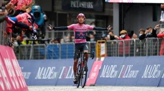 Super Bernalstacca tutti sulGiaue mette le mani sul Giro
