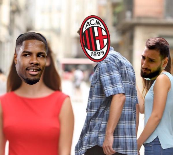 I tifosi del Milan non hanno preso bene la scelta di Donnarumma di non rinnovare con i rossoneri.<br /><br />