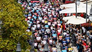 Il Giro d'Italia non passerà dal Mottarone: ufficiale il cambio di percorso