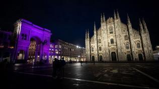 Milano in rosa, in attesa del vincitore del Giro d'Italia