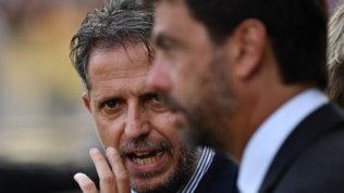 """Juve-Paratici, è addio: """"Ora nuove sfide"""". Agnelli: """"Ha scritto la storia"""""""