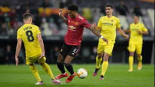 Villarreal-United: le foto della finale
