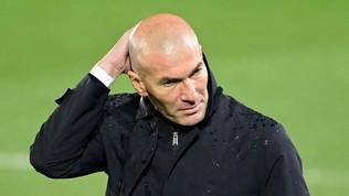 Zidane ha deciso,addio Real Madrid: al suo posto Allegri oRaul