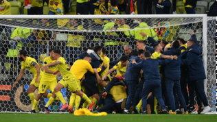 Europa League: il trofeo va al Villarreal, United ko ai rigori